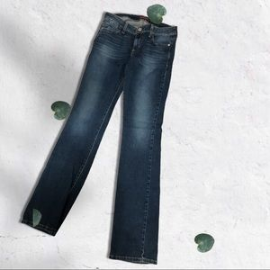 Size 29 Guess Straight Leg Skinny Jeans
